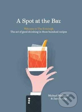A Spot at the Bar - Michael Madrusan, Zara Young