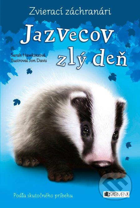 Fatimma.cz Zvierací záchranári: Jazvecov zlý deň Image