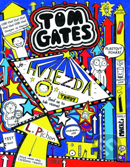 Excelsiorportofino.it Tom Gates je hviezda triedy (keď sa to tak vezme) Image