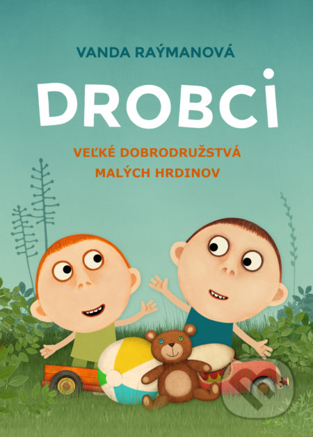 Drobci - Vanda Raýmanová