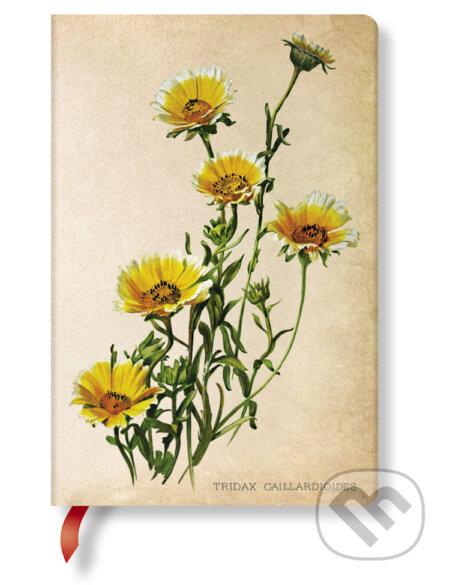 Paperblanks - zápisník Woodland Daisies - Hartley and Marks