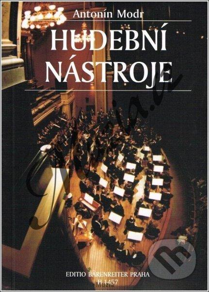 Hudební nástroje - Antonín Modr
