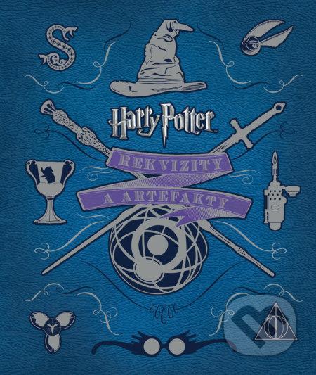 Fatimma.cz Harry Potter: Rekvizity a artefakty (český jazyk) Image