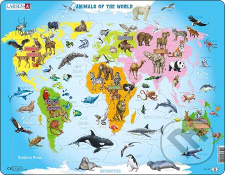 Animals of the World - Larsen