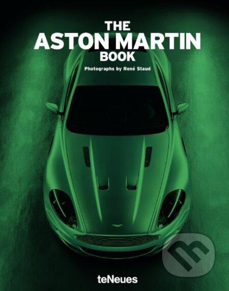The Aston Martin Book - René Staud