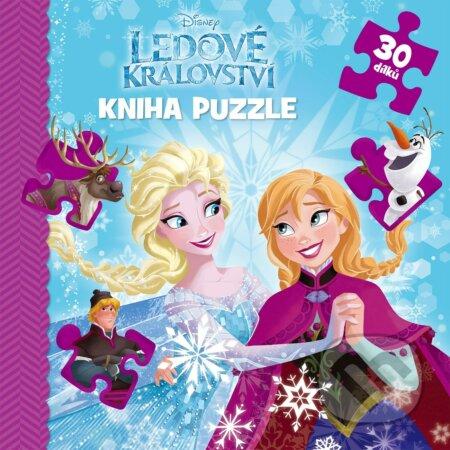 Interdrought2020.com Ledové království: Kniha puzzle Image