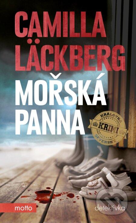 Mořská panna - Camilla Läckberg