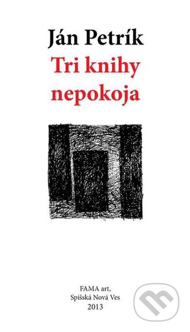 Excelsiorportofino.it Tri knihy nepokoja Image