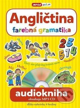 Fatimma.cz Angličtina - Farebná gramatika Image