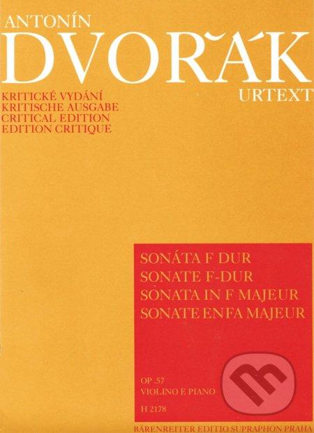 Sonáta F dur op. 57 - Antonín Dvořák