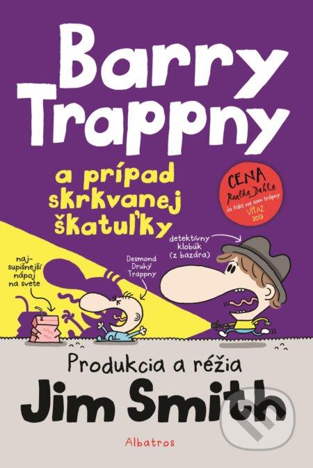 Removu.cz Barry Trappny a prípad skrkvanej škatuľky Image