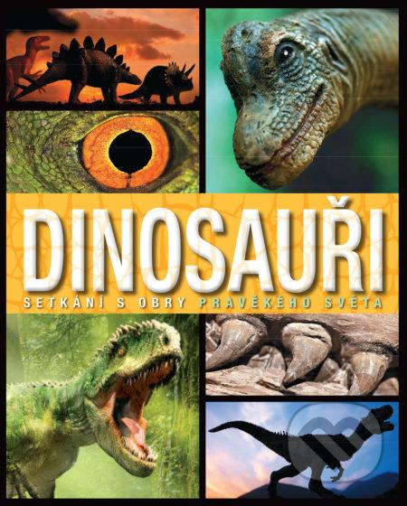 Dinosauři - Slovart CZ
