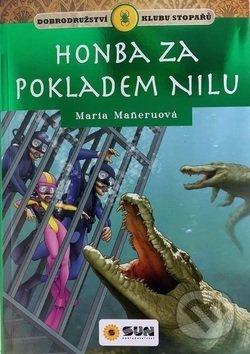 Honba za pokladem Nilu - Maria Maneru