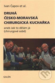 Interdrought2020.com Druhá česko-moravská chirurgická kuchařka Image