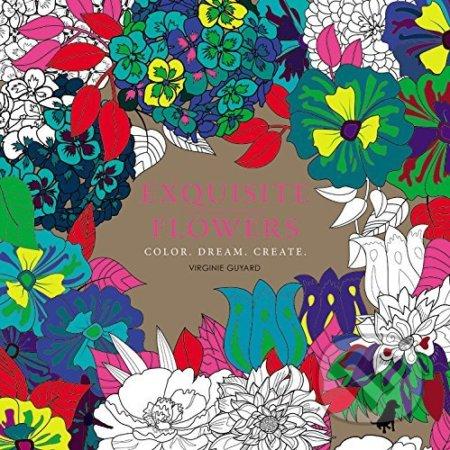 Exquisite Flowers - Virginie Guyard