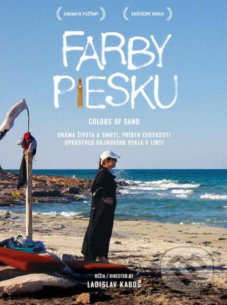 Farby piesku DVD