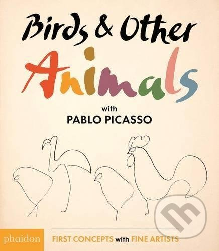 Birds and Other Animals - Pablo Picasso