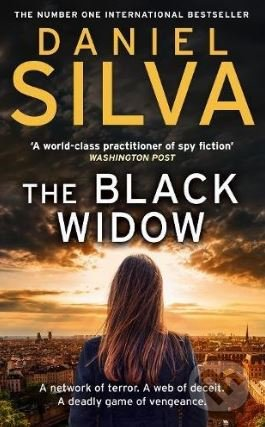 The Black Widow - Daniel Silva