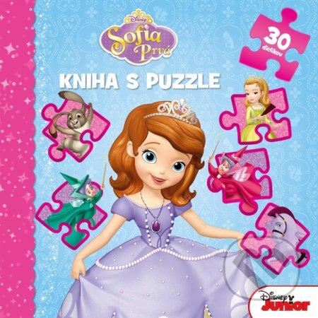Fatimma.cz Sofia Prvá: Kniha puzzle Image