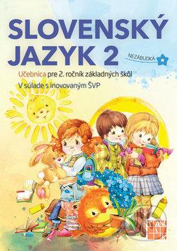 Slovenský jazyk 2 -