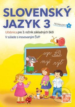 Slovenský jazyk 3 - Taktik