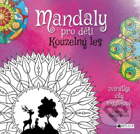Newdawn.it Mandaly pro děti: Kouzelný les Image