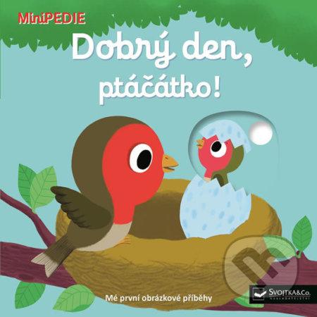 Fatimma.cz Dobrý den, ptáčátko! Image