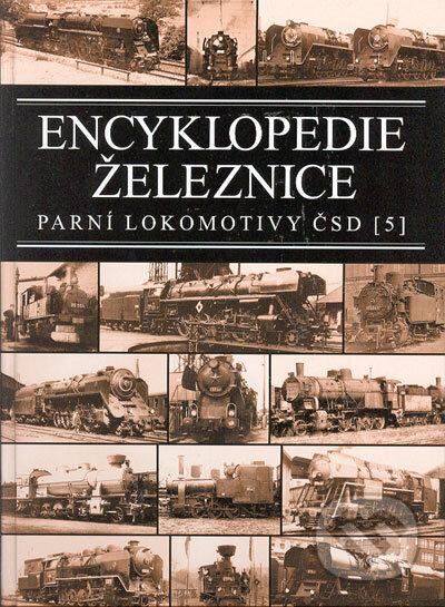 Interdrought2020.com Encyklopedie železnice - Parní lokomotivy ČSD (5) Image