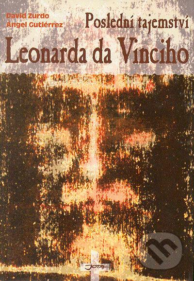 Fatimma.cz Poslední tajemství Leonarda da Vinciho Image