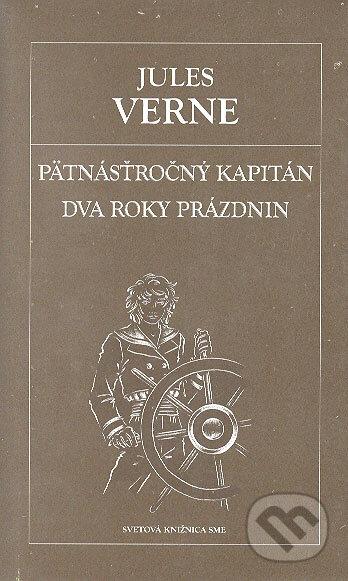 Fatimma.cz Päťnásťročný kapitán. Dva roky prázdnin Image