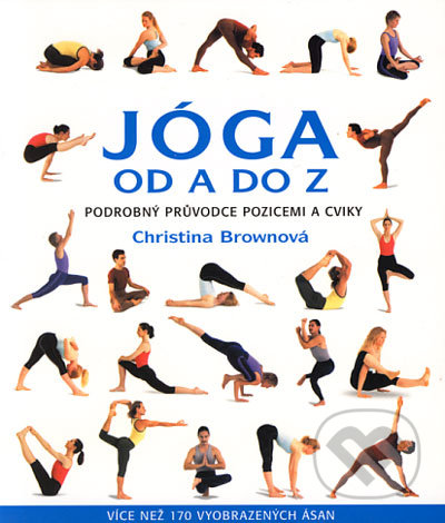 Jóga od A do Z - Christina Brownová
