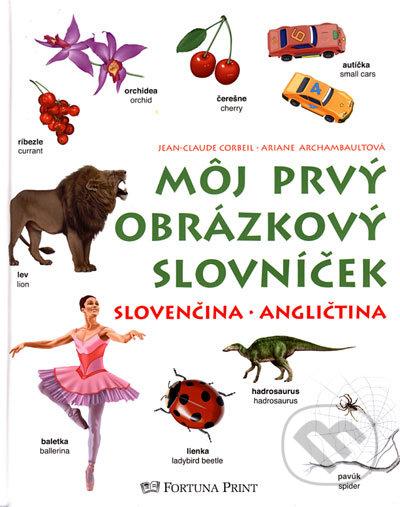 Interdrought2020.com Môj prvý obrázkový slovníček slovenčina - angličtina Image