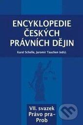 Venirsincontro.it Encyklopedie českých právních dějin VII. Image