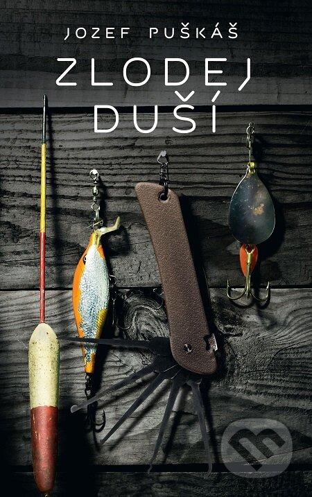 Zlodej duší - Jozef Puškáš