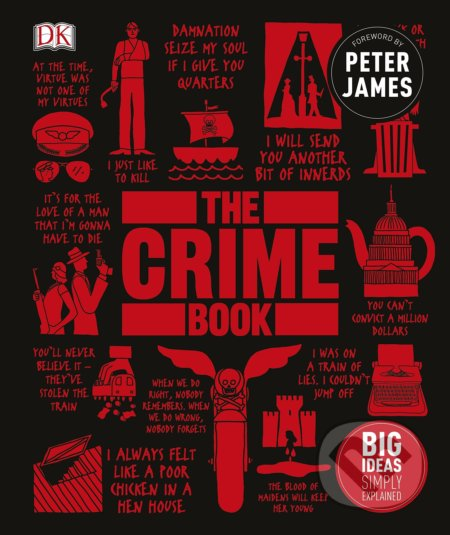The Crime Book - Peter James