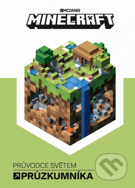 Fatimma.cz Minecraft: Průvodce světem průzkumníka Image