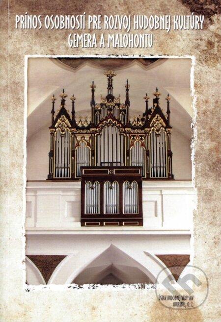 Bthestar.it Prínos osobností pre rozvoj hudobnej kultúry Gemera a Malohontu Image