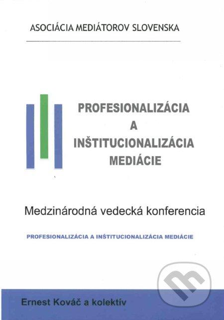 Valborberatrail.it Profesionalizácia a inštitucionalizácia mediácie Image
