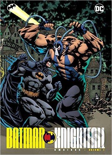 Batman Knightfall Omnibus (Volume 1) - Kelley Jones, Chuck Dixon