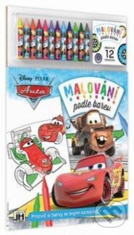Autá - Disney pixar