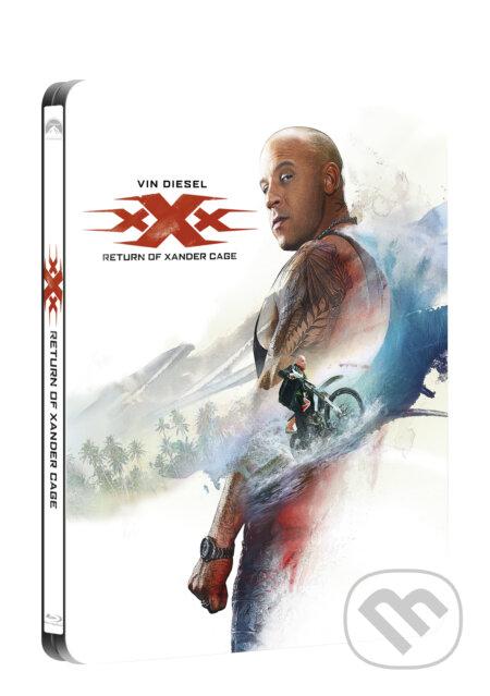 xXx: Návrat Xandera Cage 3D Steelbook