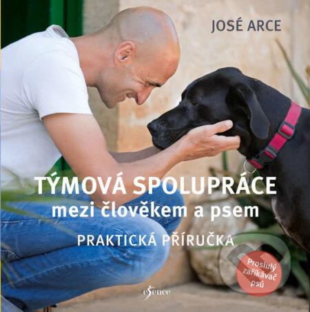 Týmová spolupráce mezi člověkem a psem - José Arce