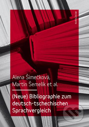 Interdrought2020.com Bibliographie zum deutsch-tschechischen Sprachvergleich Image