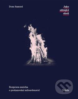 Fatimma.cz Jako sžírající oheň Image