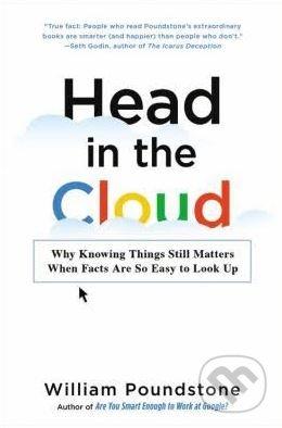 Head in the Cloud - William Poundstone