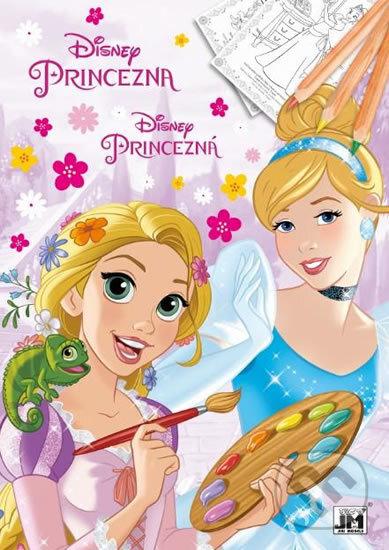 Fatimma.cz Disney Princezna - Omalovánky Image