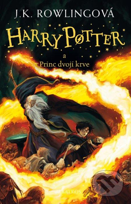Interdrought2020.com Harry Potter a princ dvojí krve Image