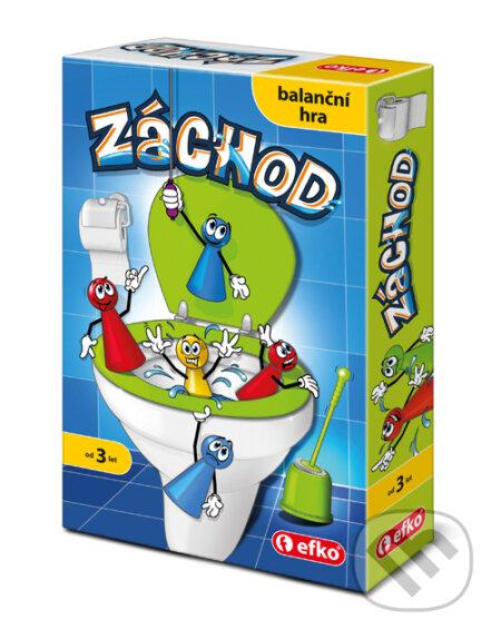 Záchod - EFKO karton s.r.o.