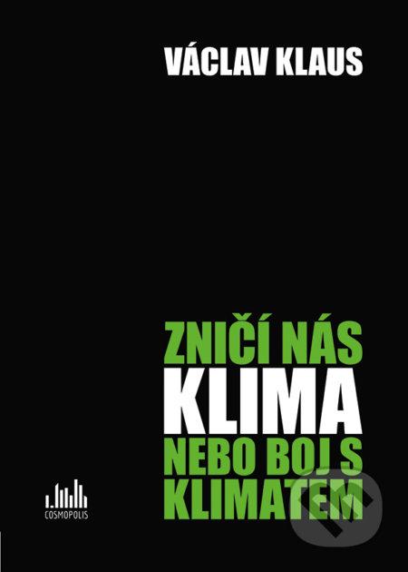 Fatimma.cz Zničí nás klima nebo boj s klimatem Image