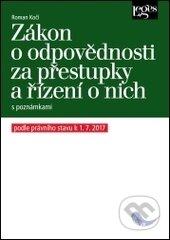 Fatimma.cz Zákon o odpovědnosti za přestupky a řízení o nich s komentářem Image